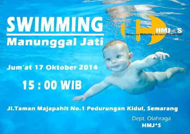 Swimming HMJS